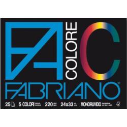 Fabriano Colore 24X33