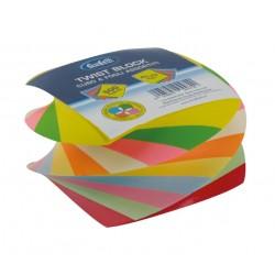 CUBO TWIST foglietti colorati