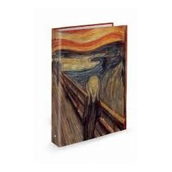 "4 anelli Pittura ""Munch..."