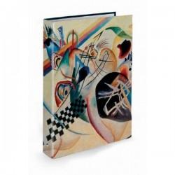 "4 anelli Pittura ""Kandinsky..."