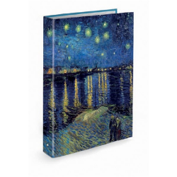 "4 Anelli Van Gogh ""Notte..."