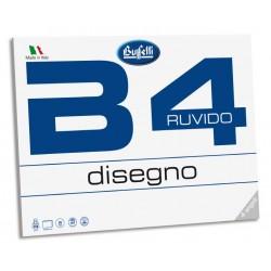 Blocco Liscio Squad 33x48 220g