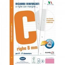 Ricambi C 1R 100g per quaderni