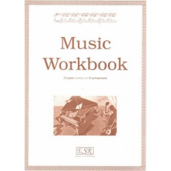 MUSIC WORKBOOK 12 PENTAGRAMMI