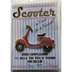 """BIGLIETTO """"SCOOTER""""..."""