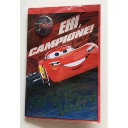 """BIGLIETTO DISNEY """"CARS"""" +..."""