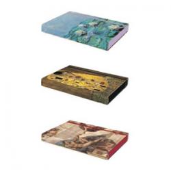 Cartella con elastico Klimt...