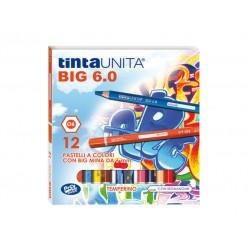 12 Pastelli tintaUnita Big...