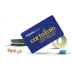 Ricarica Fidelity Card