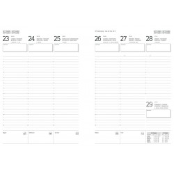 Weekly Planner 2021 Refill...