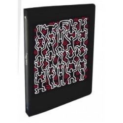 Raccoglitore Keith Haring 4...