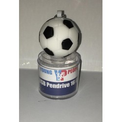 "Usb Pen Drive 16GB ""Soccer"""