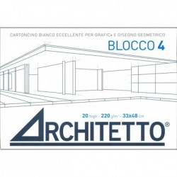 Blocco4 F4 Ruvido 33x48 220gmq