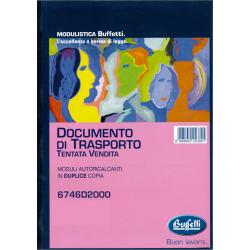 D.D.T. TENTATA VENDITA A4