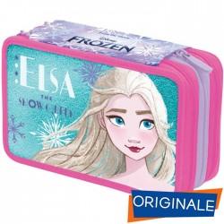Astuccio 3 scomparti Frozen...