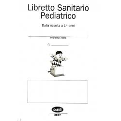 Libretto Sanitario Pediatrico