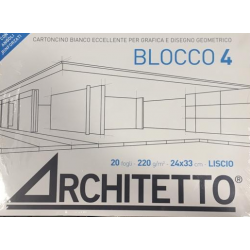 BLOCCO 4 LISCIO 24X33