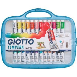 Valigetta Tempere Giotto 24pz