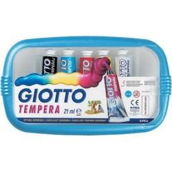 Tempera Giotto 5pz 21ml