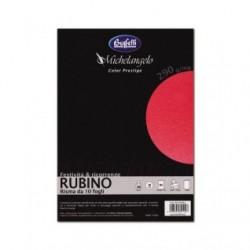 Cartoncino Rubino - 250g...