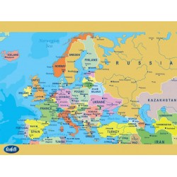 Sottomano in plastica Europa