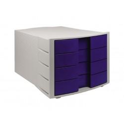 Cassettiera 4 cassetti